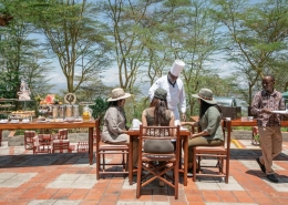Sarova Special Bush And The Beach : PROGRAM 01: